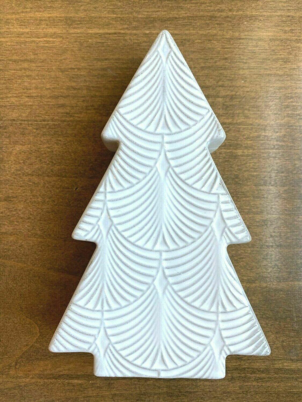 Embossed Porcelain Tree