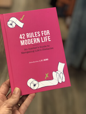 42 Rules for Modern Life