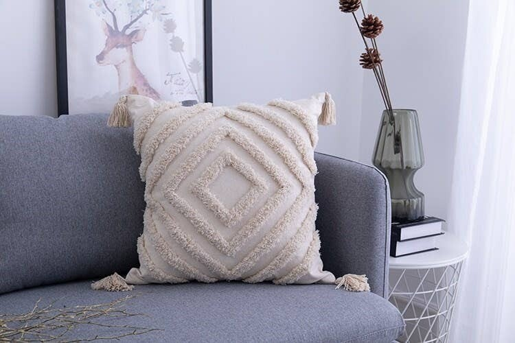 """18"""" Moroccan Pillow style A"""