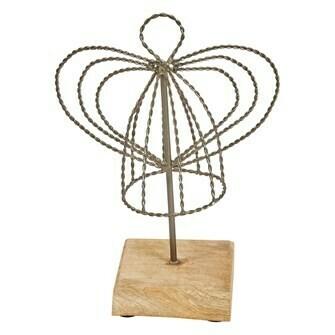 Metal Wire Angel