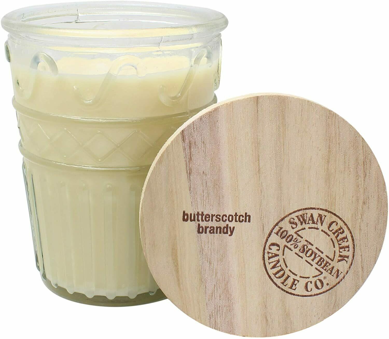 Butterscotch Brandy Timeless Jar