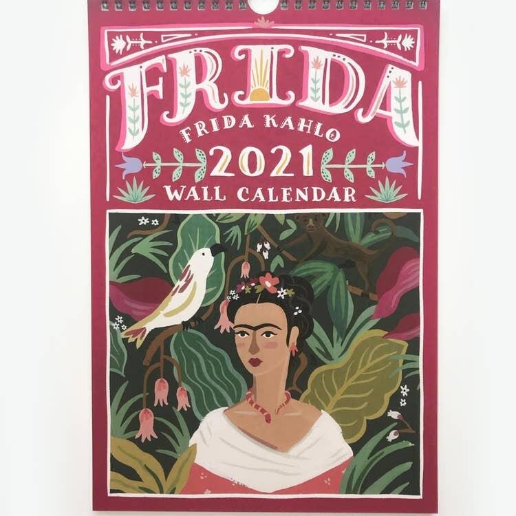 Frida 2021 Calendar