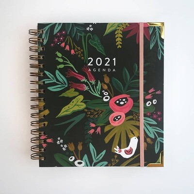 2021 Big Island 12 Month Planner