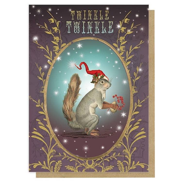 Twinkle Twinkle Card