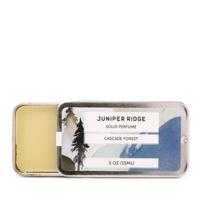 Cascade Forest Solid Perfume