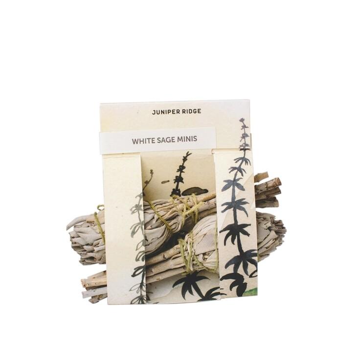 White Sage Mini Bundles
