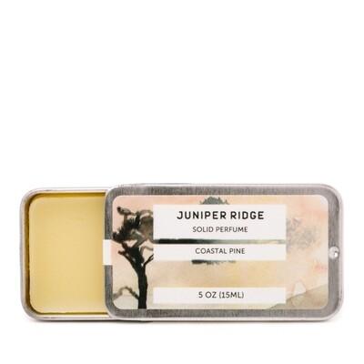Coastal Pine Solid Perfume