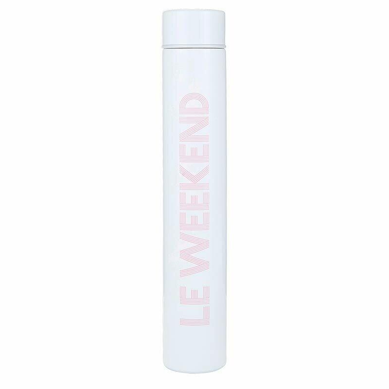 Le Weekend Slim Flask