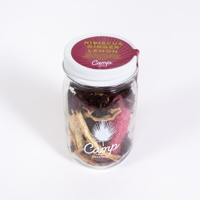 Hibiscus Ginger Lemon Infusion Kit