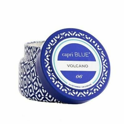 Capri Blue Travel Candle