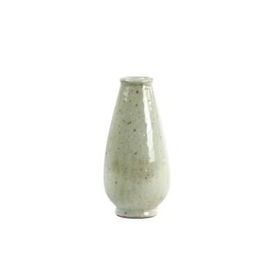 Rustic Blanc De Chine Vase- Spade