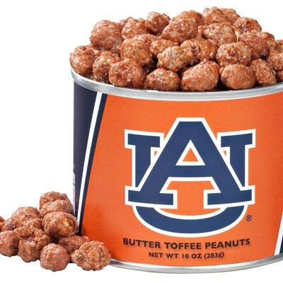 Auburn University Butter Toffee Peanuts