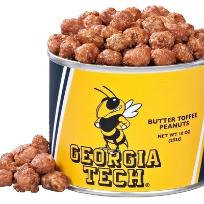 Georgia Tech Butter Toffee Peanuts