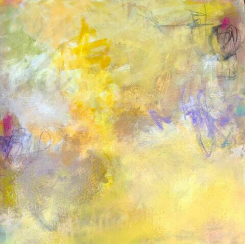 "20"" Vitamin C on Canvas Framed"