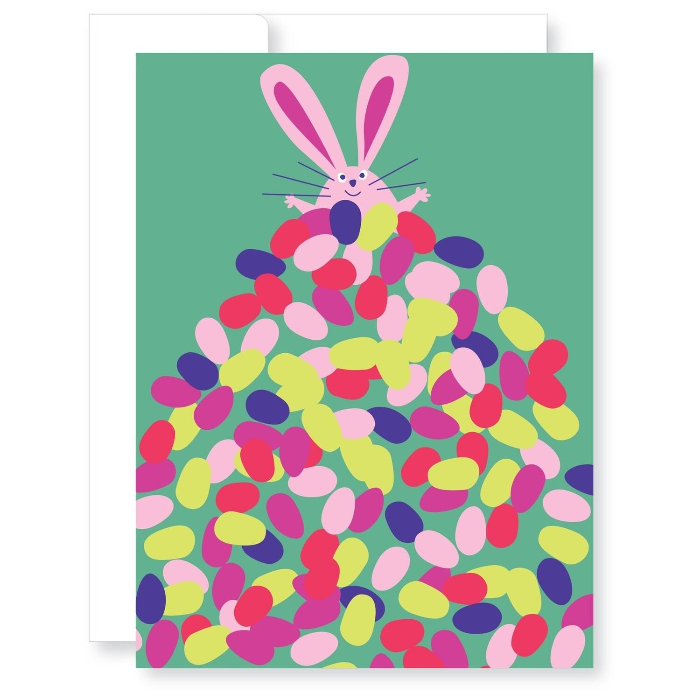 Easter Bunny Jelly Bean