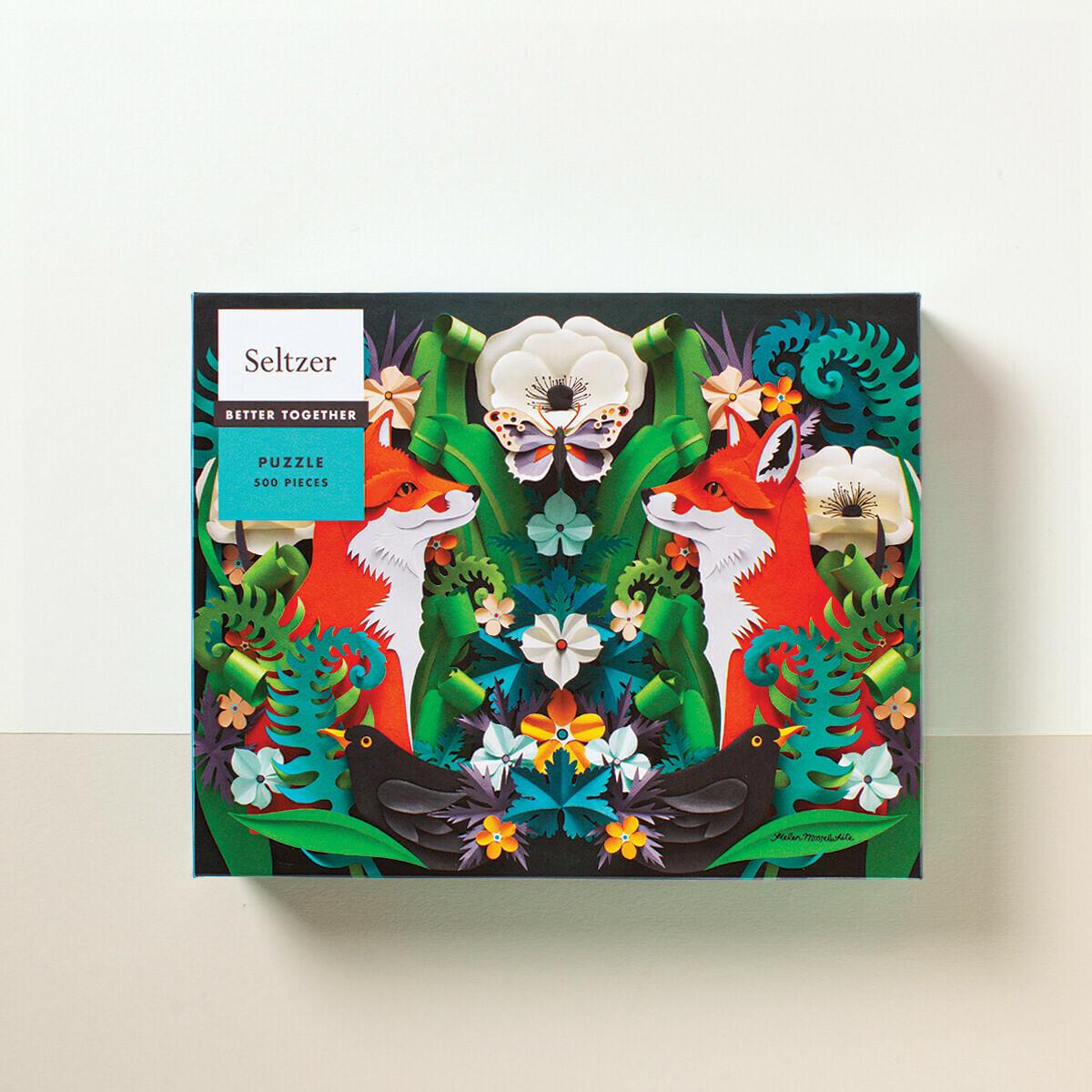 Fox Garden Puzzle