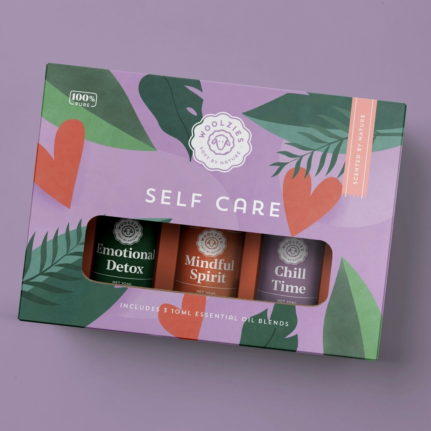 The Self Care Essential Oil Collection