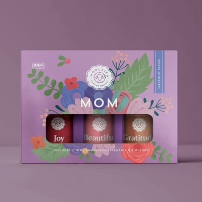 The Mom Essential Oil Collection