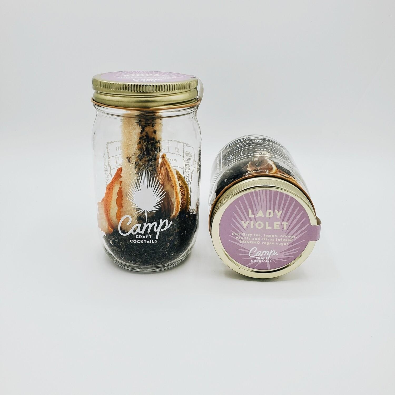Lady Violet Cocktail Kit