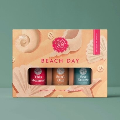 The Beach Day Essential Oil Collection