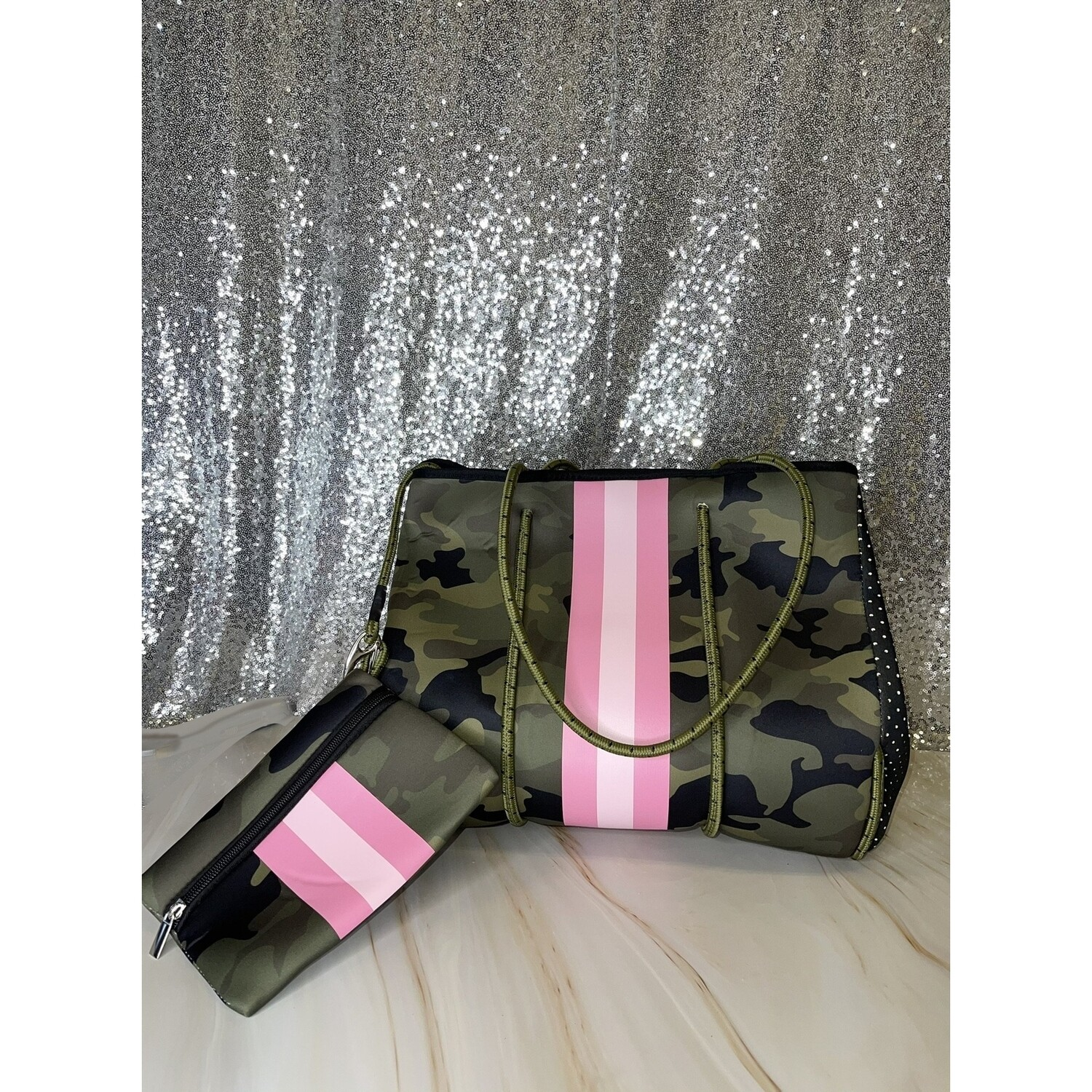 Hattie Neoprene Bag