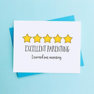 Excellent Parenting