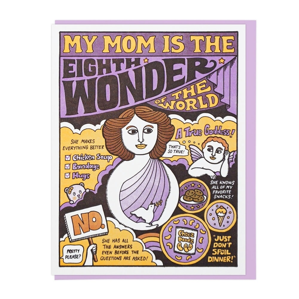 Mom 8th Wonder