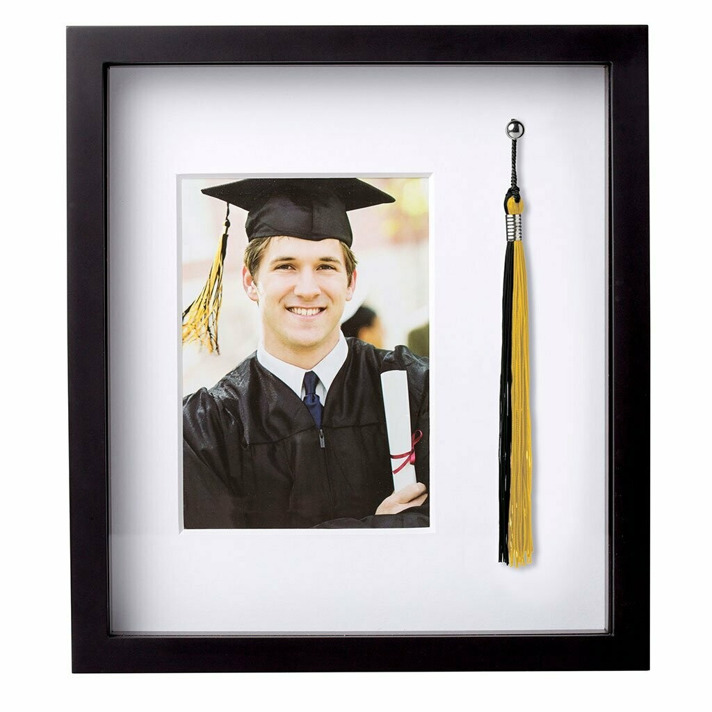 Tassel and Picture Frame