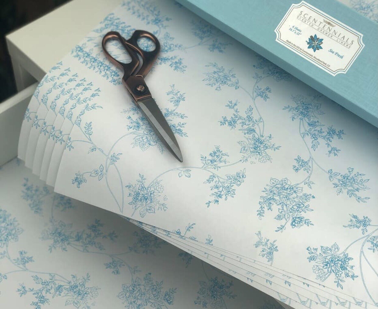 Scented Drawer Liners