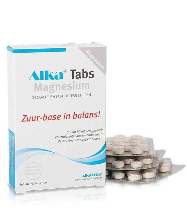 Alka® Tabs Magnesium - 90 tabletten