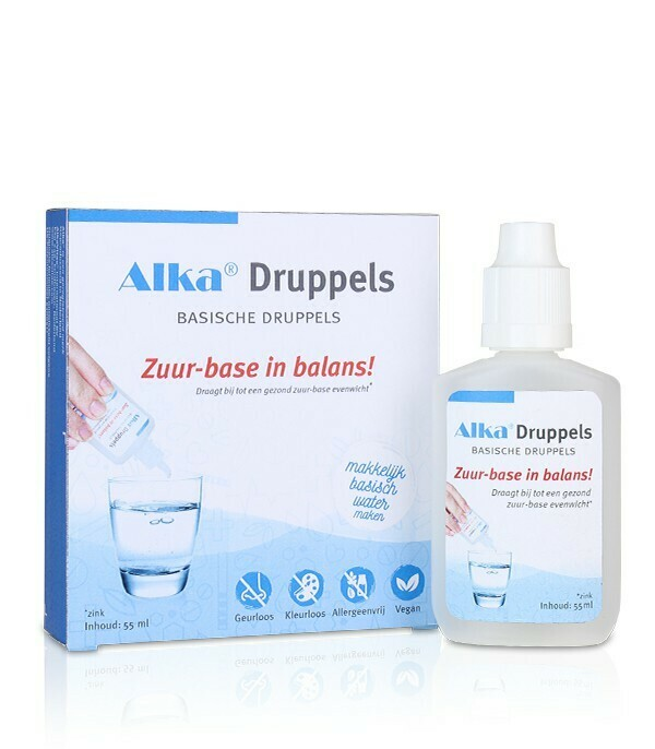 Alka® Druppels - 55ml
