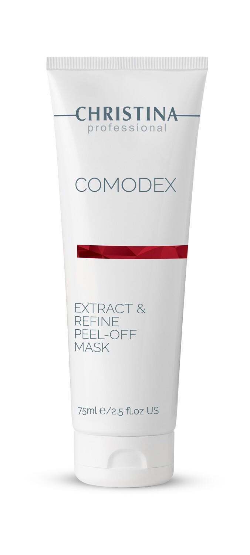 Comodex-Extract&Refine Peel-off mask 75