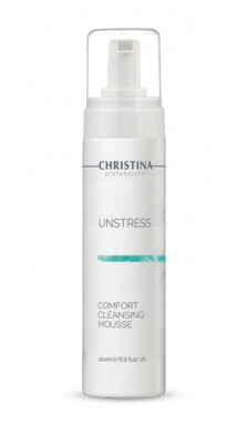 Unstress-Comfort Cleansing Mousse 200