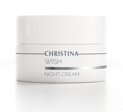 Wish Night Cream 50
