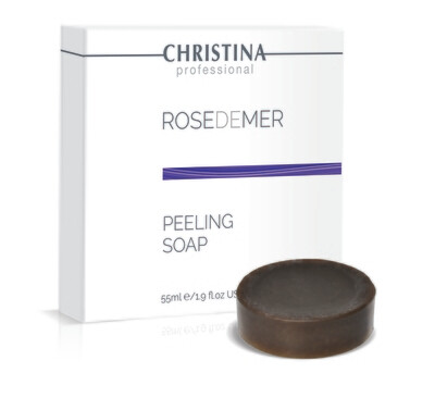 Rose de Mer Peeling Soap