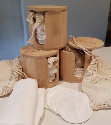 BAMBOESET MET BOX