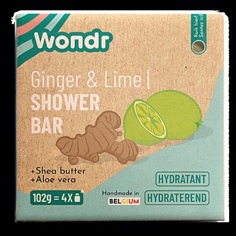 Energizing Lime & Ginger
