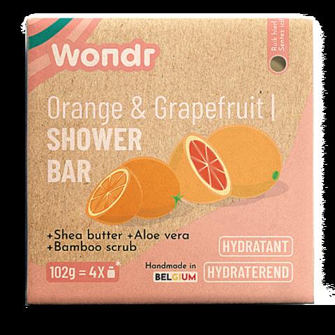 Scrubbie Orange & Grapefruit