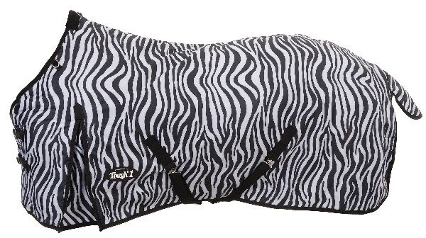 Winterdeken 300gr., Zebra