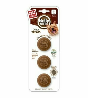 Belly bites dental treats S