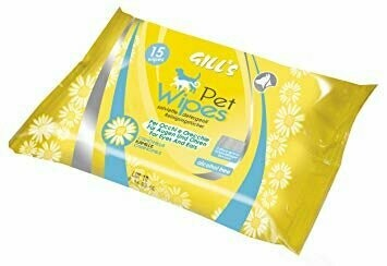 Pet Wipes Eyes And Ears