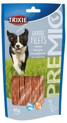 Goose filets
