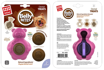 Belly bites dental S