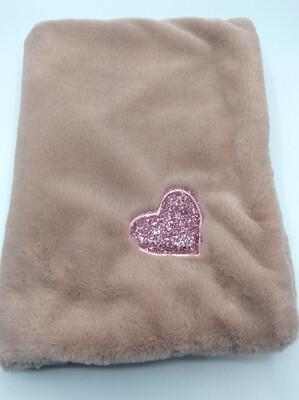 Blanket Old Pink