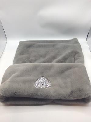 Luxe Sleeping Bag Grey  S2