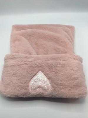 Luxe Sleeping Bag Pink S1