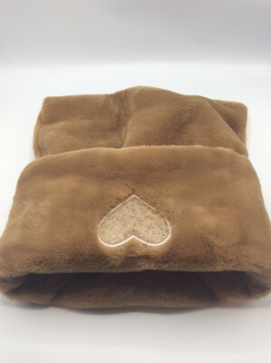 Luxe Sleeping Bag Brown S1