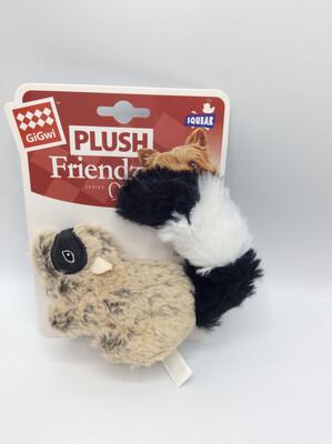 Plush Friendz Wasbeer