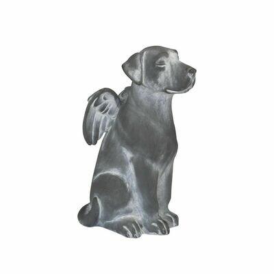 Memorial Collectie Beeld Hond (S) Hardsteenlook
