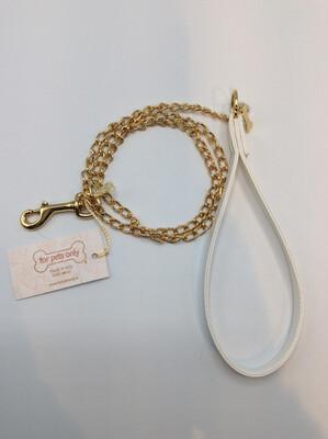 Chain Lead White